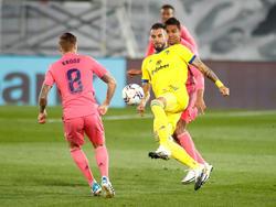 El Cádiz fue mucho mejor que el Real Madrid durante el choque.