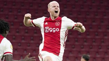 Klaassen traf beim Ajax-Sieg doppelt