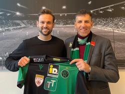 Marco Holz soll Wackers Mittelfeld verstärken