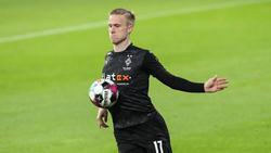 Kehrt nach Schweden zurück: Oscar Wendt von Borussia Mönchengladbach