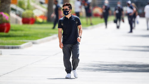 Yuki Tsunoda ist der kleinste Fahrer im Formel-1-Feld