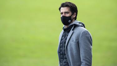 Jonas Boldt bleibt für die Chancen des HSV im Aufstiegsrennen optimistisch