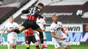 André Silva vermeidet ein klares Bekenntnis zu Champions-League-Anwärter Eintracht Frankfurt