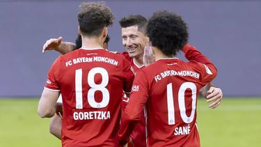 Der FC Bayern ist (schon wieder) Deutscher Meister