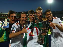 Spanien ist U21-Europameister 2011