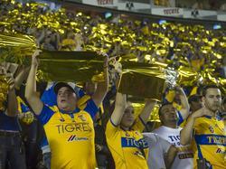 Los Tigres están muy cerca de conseguir el cuarto título de liga de su historia. (Foto: Imago)