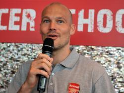 Freddie Ljungberg stopte in 2012 met voetballen en sloot zijn carrière in Japan af.