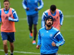 Sami Khedira soll gegen Spanien vorangehen