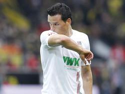 Piotr Trochowski wird den FCA verlassen