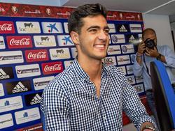 Mikel Merino wechselt von CA Osasuna zum BVB
