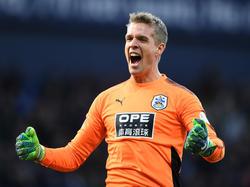 Jonas Lössl ist ab sofort fester Bestandteil von Huddersfield Town