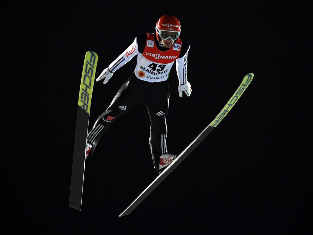 Markus Eisenbichler war beim Finale in Vikersund bester Deutscher