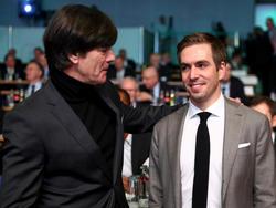 Joachim Löw und Philipp Lahm haben jahrelang erfolgreich zusammengearbeitet