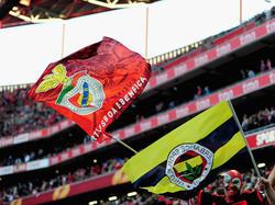 Benfica y Fenerbahce se vuelven a enfrentar tras la semifinal de la Europa League en 2013. (Foto: Getty)