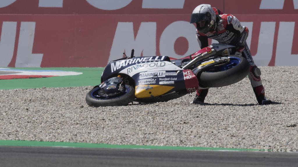 Romano Fenati kehrt dem Motorradsport den Rücken