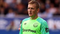 Jordan Pickford unterschrieb beim FC Everton bis 2024