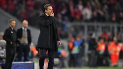 Niko Kovac ist von der Ergebniskrise des FC Bayern überrascht
