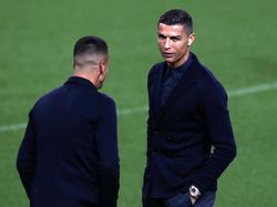 Cristiano vuelve a enfrentarse al que fuera su equipo. (Foto: Getty)