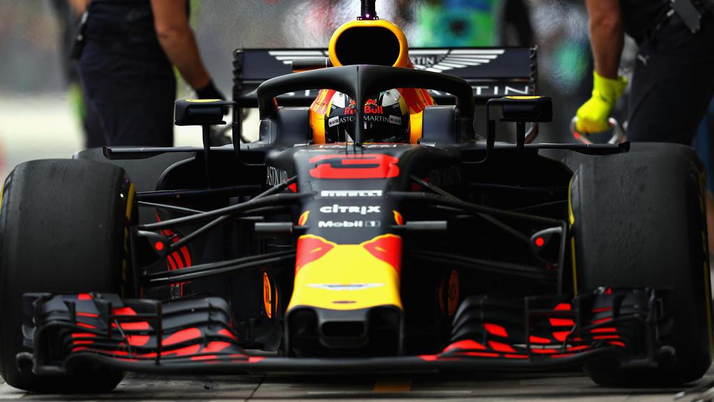 Daniel Ricciardos bitterer Mexiko-Ausfall wurde nur noch bitterer