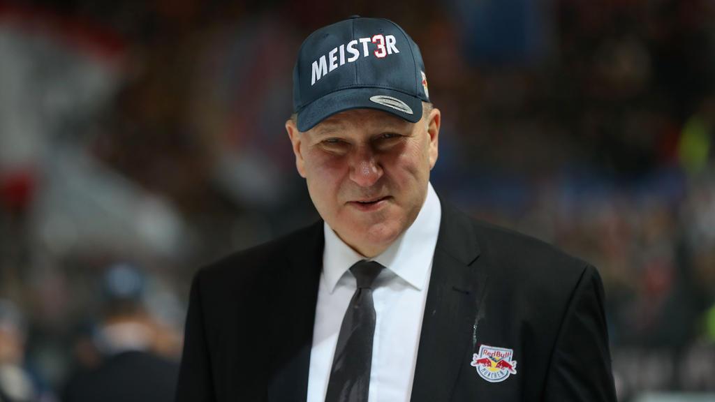Coach Don Jackson will mit München Geschichte schreiben