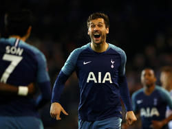Llorente marcó su segundo triplete desde su llegada al Tottenham. (Foto: Getty)