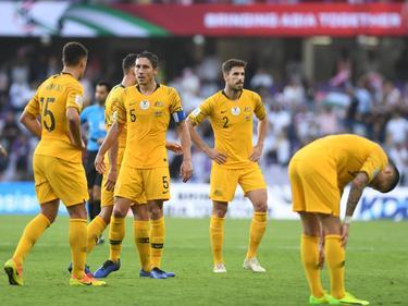 Australia aún aspira a seguir en el campeonato asiático. (Foto: Imago)
