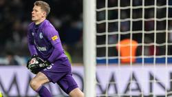 Alexander Nübel ist auch unter Huub Stevens die Nummer Eins beim FC Schalke