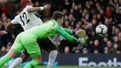 Torhüter Kepa stand beim FC Chelsea wieder im Kasten