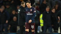 Mesut Özil no disputará la primera jornada.