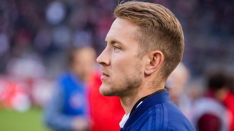 Lewis Holtby wurde beim HSV bis zum Saisonende suspendiert