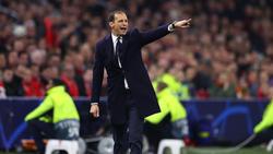 Juve-Coach Allegri darf weiter machen