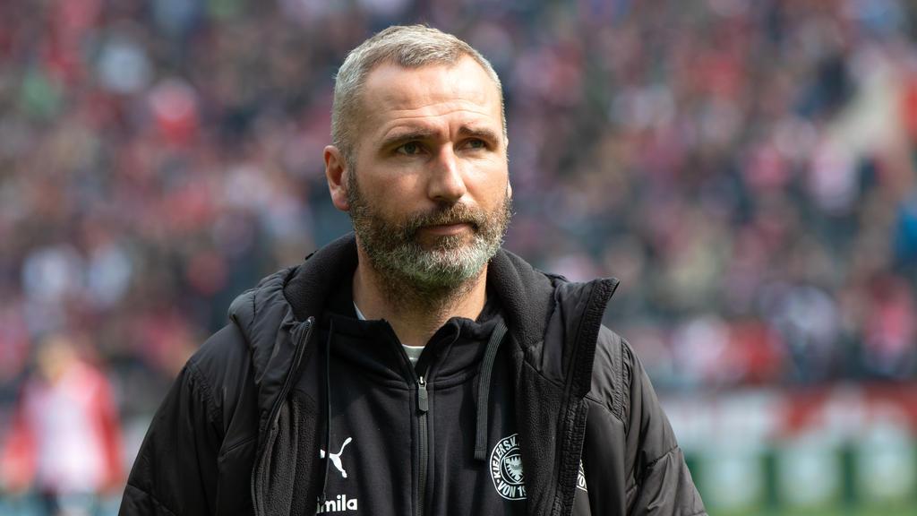 Tim Walter übernimmt den VfB Stuttgart