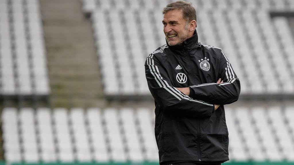 Kuntz gibt Torhüter und Kapitän am Sonntag bekannt