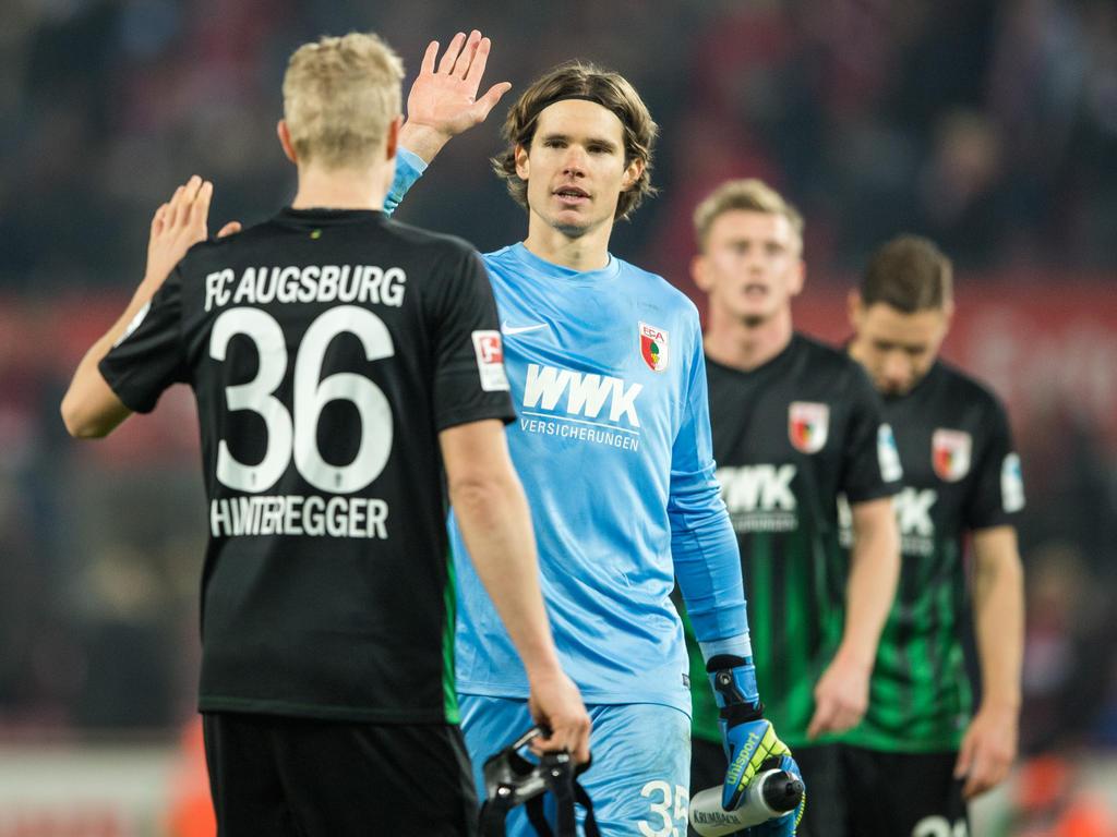 Der FC Augsburg muss zu Hause gegen Frankfurt ran