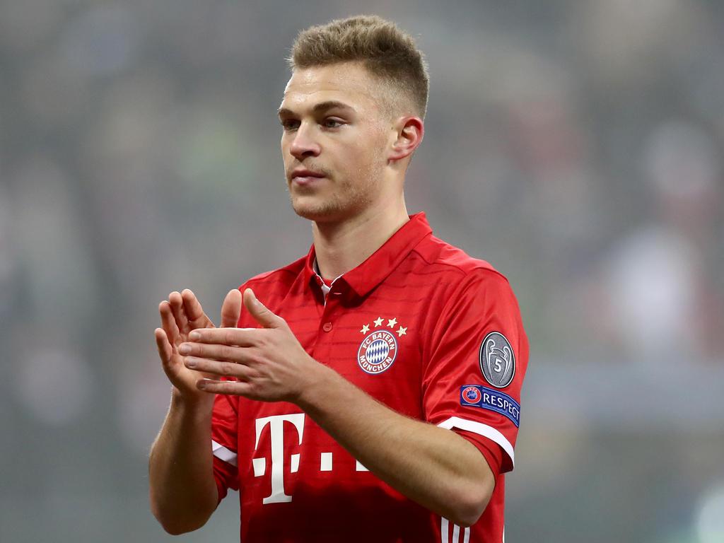 Bundesliga » News » Kimmich: RB-Spiel muss der Maßstab sein