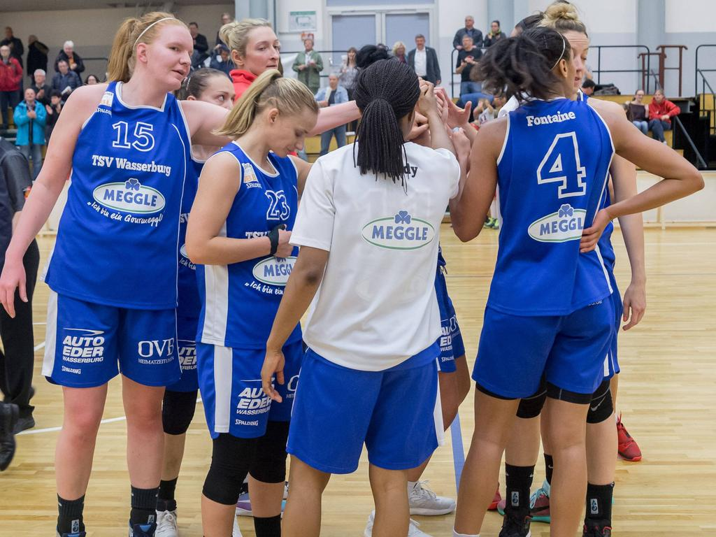TSV Wasserburg feiert fünfte Meisterschaft in Serie