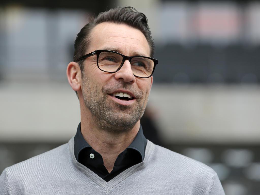 Michael Preetz setzte mit der Hertha ein Zeichen