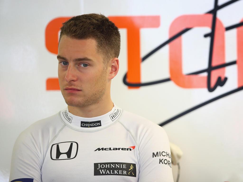 Stoffel Vandoorne erlebt bei McLaren-Honda eine enttäuschende Debüt-Saison