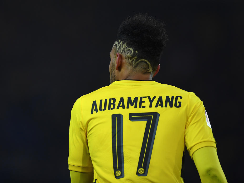Pierre-Emerick Aubameyang verlängerte beim BVB bis 2021