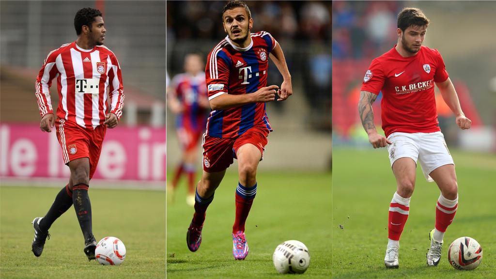 Die gescheiterten Talente des FC Bayern München