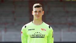 Torwarttalent Moser wird nach Cottbus verliehen