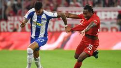 Renato Sanches (r.) war unzufrieden mit seiner geringen Einsatzzeit