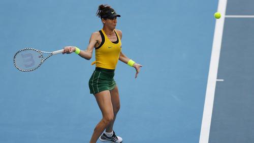 Ajla Tomljanovic sorgte im Fed-Cup-Finale für den Ausgleich