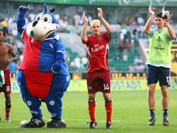 Hamburg gewinnt Spitzenspiel mit 4:2