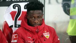 Ebenezer Ofori verlässt den VfB Stuttgart mit sofortiger Wirkung