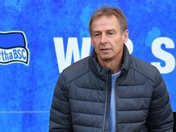 Jürgen Klinsmann ist nicht mehr länger Trainer von Hertha BSC Berlin