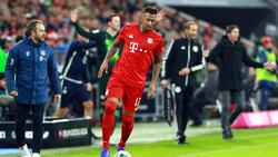 Jérôme Boateng spielt beim FC Bayern unter Trainer Hansi Flick wieder regelmäßig