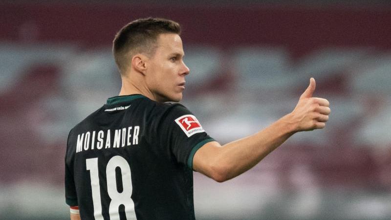 Niklas Moisander macht sich für Kohfeldt stark