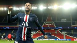 Neymar führte PSG zum Sieg gegen den BVB