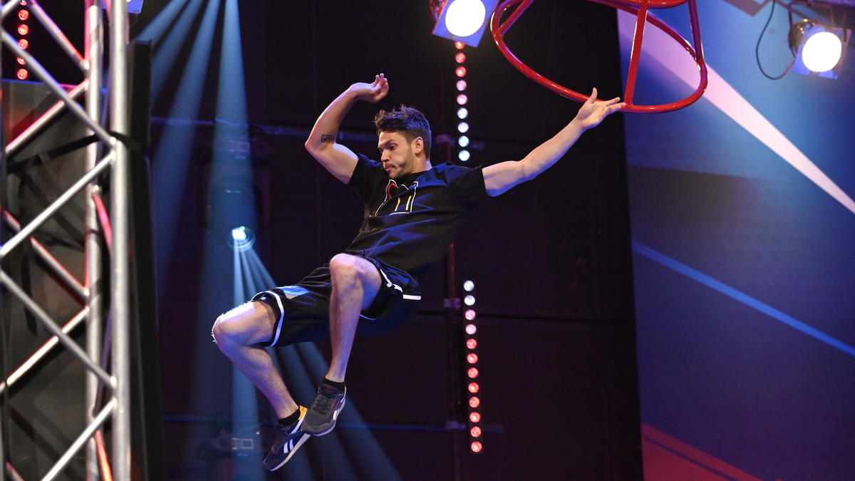 Christian Harmat will bei Ninja Warrior Germany erneut ins Finale